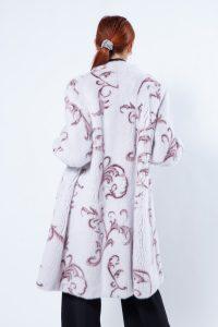 Rosa Mink Jacket - Sarigianni Furs