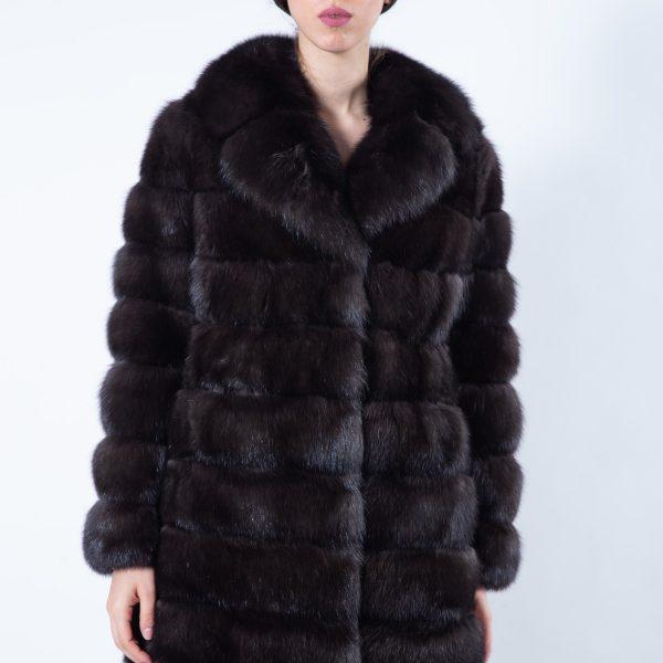 Barguzin Sable Jacket | Sarigianni Furs