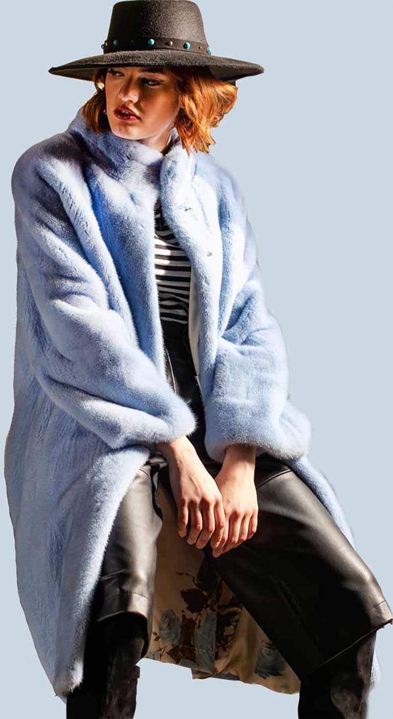 real fur coats - Sarigianni Fur Fashion